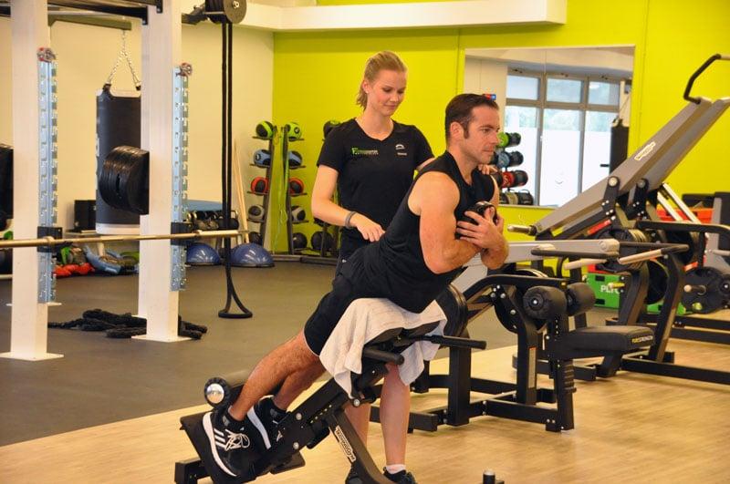 Fitnesscenter Waizenkirchen - Ihr Fitnesspartner in Waizenkrichen Österreich - Personal Training - individuelles Trainingskonzept
