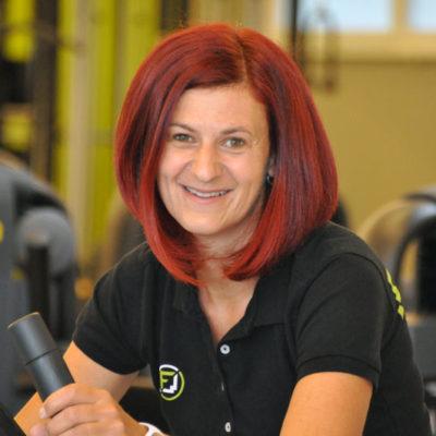 Fitnesscenter Waizenkirchen - Ihr Fitnesspartner in Waizenkrichen Österreich - Unser Team - Mitarbeiterin Maria - Kinderbetreuung