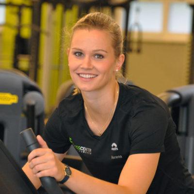 Fitnesscenter Waizenkirchen - Ihr Fitnesspartner in Waizenkrichen Österreich - Unser Team - Mitarbeiterin Verena - Trainerin