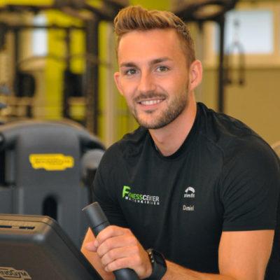 Fitnesscenter Waizenkirchen - Ihr Fitnesspartner in Waizenkrichen Österreich - Unser Team - Mitarbeiter Daniel - Studioleiter und Trainer