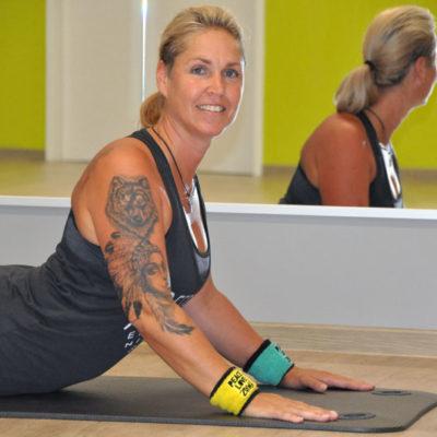 Fitnesscenter Waizenkirchen - Ihr Fitnesspartner in Waizenkrichen Österreich - Unser Team - Mitarbeiterin Daniela - Gruppentrainerin