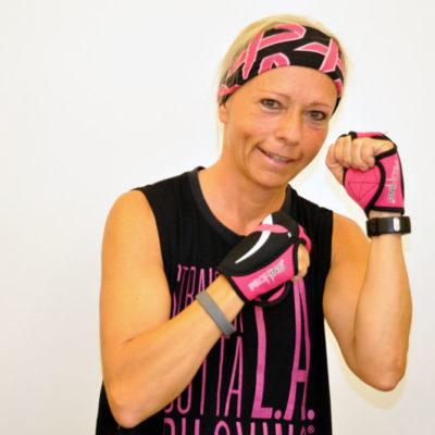 Fitnesscenter Waizenkirchen - Ihr Fitnesspartner in Waizenkrichen Österreich - Unser Team - Mitarbeiterin Sonja - Gruppentrainerin