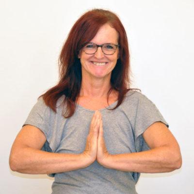 Fitnesscenter Waizenkirchen - Ihr Fitnesspartner in Waizenkrichen Österreich - Unser Team - Mitarbeiterin Karin - Yoga Kurse