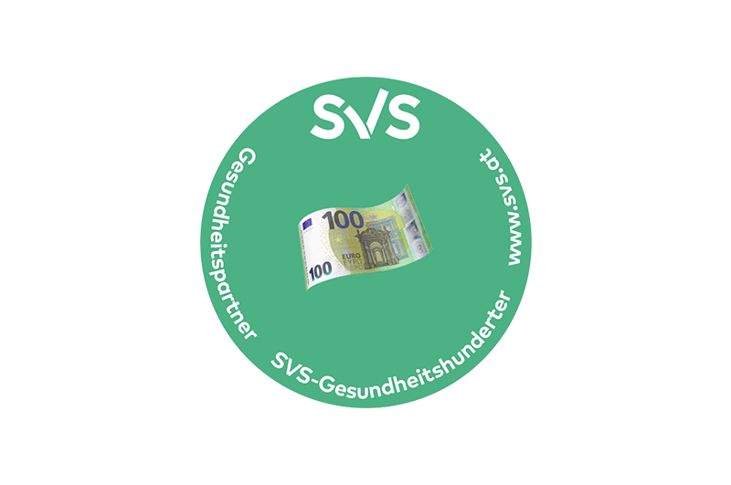 Fitnesscenter Waizenkirchen SVS Gesundheitshunderter