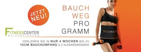 Bauch-Weg Programm