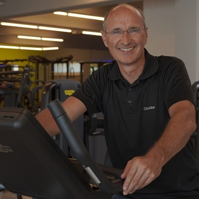 Fitnesscenter Waizenkirchen - Ihr Fitnesspartner in Waizenkirchen Österreich - Unser Team - Geschäftsführer Christian